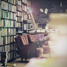 Library #8