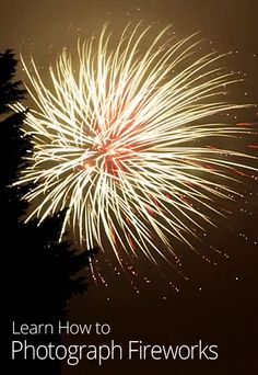 Fireworks are fantastic displays of light! How do you capture their cascading explosions with a camera? Learn the best camera settings for shooting fireworks.