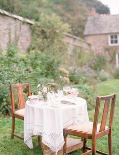 Jane Austen Inspirationen: Heiraten wie bei Pride & Prejudice von Taylor & Porter | Hochzeitsblog - The Little Wedding Corner