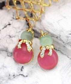 🎅 Orecchini natalizi ⛄  👉 www.estelbijoux.it  #natale #orecchini #babbonatale #natale2017 #christmas #jewelry #bijoux #pupazzi