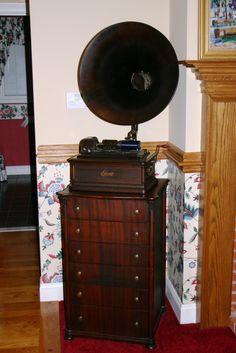 Edison home model e