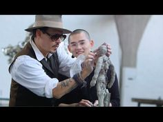 Johnny Depp: Sculpture documentary. Beijing, China.  Executive Producer.