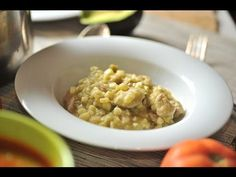 Guisado de puerco con nopales y elote - Pork stew with corn and nopal