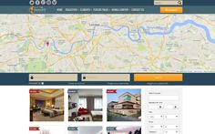 Joomla Template OrdaSoft OS World Property - responsive real estate template