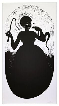 Whitney Museum of American Art: Kara Walker: Boo-Hoo Kara Walker, Walker Art, African American Artist, American Artists, Figure Painting, Painting & Drawing, Jasper Johns, Film D'animation, Whitney Museum