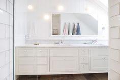 Bada skönt - badrumsinredningar, snickeribyggda badrum, platsbyggda badrum, energismart | HimleKök