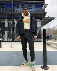 """3,167 Likes, 45 Comments - FITS ON POINT (@fitsonpoint) on Instagram: """"Rate this fit from 0-10 #FitsOnPoint via @insaneoutfits featuring @jordantupak2: Jacket: Molowo…"""" #mensfitness"""