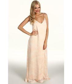 RVCA Spirit Voice Maxi Dress Tea Rose - Zappos.com