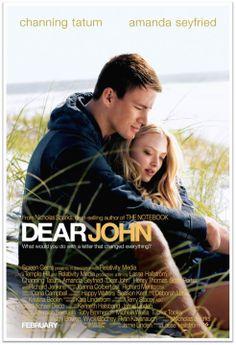 Dear John (DVD) starring Channing Tatum and Amanda Seyfried