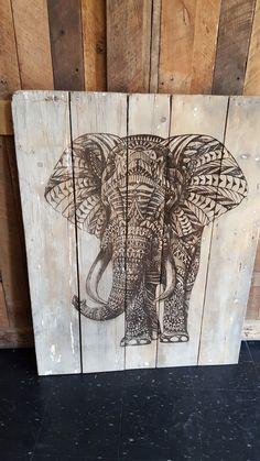 Elephant - Todd Lindsay Designs