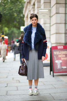 How To Wear Furry Coat www.yohanasant.es Personal Shopper en Asturias