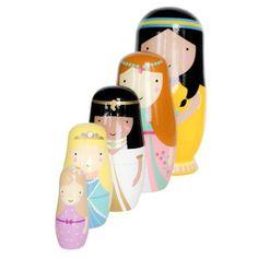 Nesting dolls princess - Cadeaus