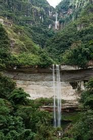 Yumbilla Falls, Peru