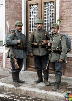 The German Imperial Army Again a rather normal one led by Generals Ww1 Photos, Colorized Photos, Colorized History, World War One, First World, German Uniforms, Austro Hungarian, War Photography, Korean War