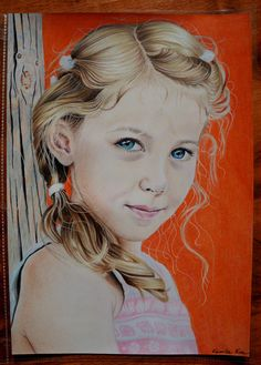 Price for colored portrait of 1 person/pet in A4 size (210 x 297 mm / 8,3 x 11,7 inches) or 1 person/pet in A3 size (297 x 420 mm / 11,7 x 16,5 inches). Check price!  Welcome to my page!  If you are looking for a gift idea that will be unique and personalized, you could not find any better! Family portrait, portrait of a child or a beloved pet will be draw with great care by a professional. I create art in photorealistic style. Each of my drawing is carefully executed and ...