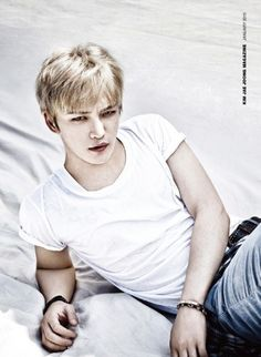 Jaejoong (재중) - 'The JYJ' 4th Issue (Jan 2015)