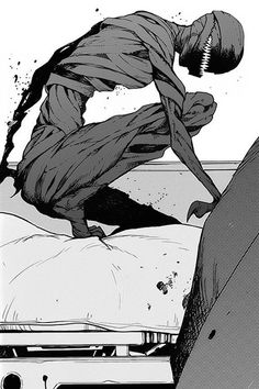 Marvelous Learn To Draw Manga Ideas. Exquisite Learn To Draw Manga Ideas. Ajin Manga, Ajin Anime, Manga Anime, Anime Art, Dark Fantasy, Fantasy Art, Fnaf, Demi Human, Estilo Anime