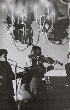 Forever and always one of my favorites. The Velvet Underground. I'd go to Coachella just to see Lou Reed.