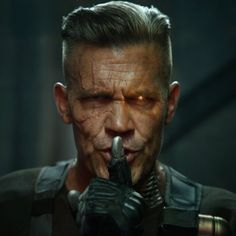 Josh Brolin's Deadpool 2 Cable Haircut Is Here to Save the Undercut | GQ