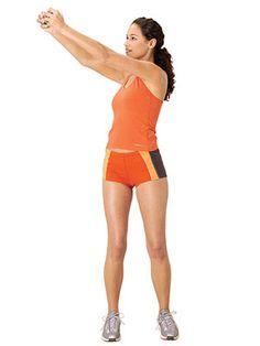 10-Minute Workout: Twist Away Ab Flab