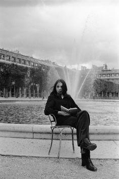 Isabelle Adjani photographed by Jean-Claude Deutsch, 1973.