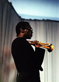 """""""Sometimes it takes a long time to play like yourself"""" - Miles Davis Miles Davis, Jazz Artists, Jazz Musicians, Music Artists, Music Love, Music Is Life, Good Music, Music Pics, Passion Music"""