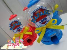 Candy Machine Patrulha Caninafesta patrulha
