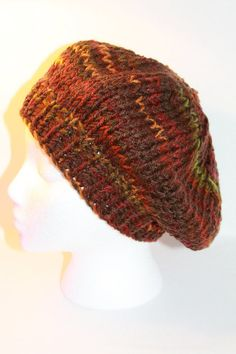 Your place to buy and sell all things handmade Fall Accessories, Handmade Accessories, Slouchy Beanie Hats, Knitted Beret, Fall Hats, Eye For Detail, Sporty Style, Sewing Clothes, Fashion Details