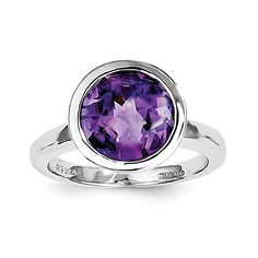 Fashion Jewelry Dashing Exquisite Design Purple Amethyst Gemstone Handmade Jewelry Nice Bracelet 7-8