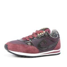 toffe Cruyff vondelpark rode dames sneaker (rood)