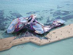 Le Yeosu Oceanic Pavilion _ tom Wiscombe