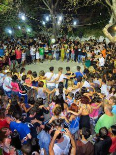 The best traditional festivals or #panigiria #Ikaria