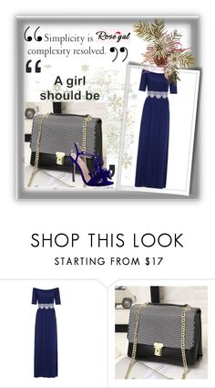 """Rosegal23"" by gold-phoenix ❤ liked on Polyvore featuring vintage"