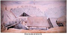 La minería de metales preciosos en el territorio del Tolima tiene una tradición de muchos siglos: A finales del siglo XVI los conquistadores españoles encontraron las minas de plata más grandes que han existido en el país: Las Lajas, Santa Ana y Manta, localizadas en la antigua Provincia de Mariquita.