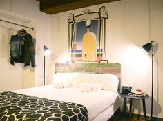 Luxury hostel, Madrid - NZ$100 for 2 person private room - Foto di Room007 Chueca Hostel