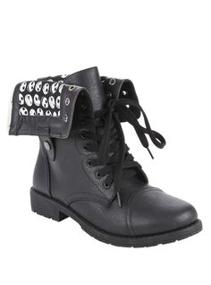 Did you NBC these? // The Nightmare Before Christmas Jack Heads Combat Boot