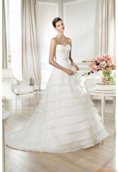 Wedding Dresses White One Jakiara 2014