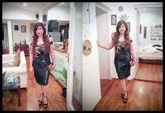 Wonderful time at Yasmin Morani's party.