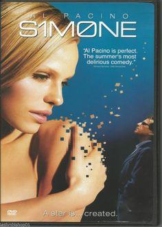 S1m0ne (DVD, 2003) Al Pacino Director: Andrew Niccol