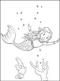 Výsledek obrázku pro mandaly mořská panna