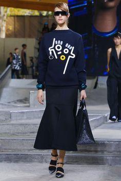 Kenzo Ready To Wear Spring Summer 2015 Paris