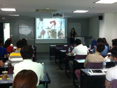 FIK Special lecture with Kyumbie #shoe