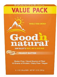 Good 'n Natural Bars, Only $2.49 at Target