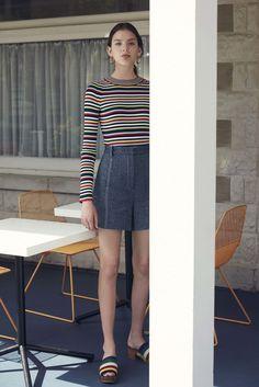 Rosetta Getty Resort 2017 Fashion Show  http://www.vogue.com/fashion-shows/resort-2017/rosetta-getty/slideshow/collection#3