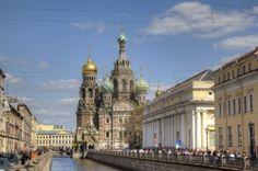 Church of the Savior, St Petersburg, Russia