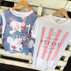 NEW  STUSSY  by mixitupboutique