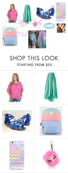 """""""A Fire of Love Outfit #1"""" by lizzie12304 on Polyvore featuring beauty, Wrangler, MaxMara, Miu Miu, Vans, Casetify, Fendi, Swarovski and Monday"""