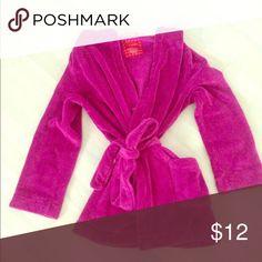 Bathrobe Womens small bathrobe Intimates & Sleepwear Robes