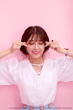 Jung Eun-ji Kpop Girl Groups, Korean Girl Groups, Kpop Girls, Eunji Apink, Pink Panda, Eun Ji, Girl Photography Poses, Skinny Girls, The Most Beautiful Girl