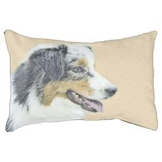 #Australian Shepherd Pet Bed - #dogbeds #dogbed #puppy #dog #dogs #pet #pets #cute #doggie